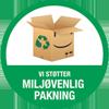 VI-støtter-miljøvenlig-pakning