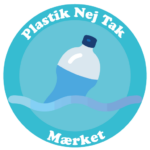 Vi støtter en verden uden plast
